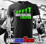 Tričko Bodybuilding evolution