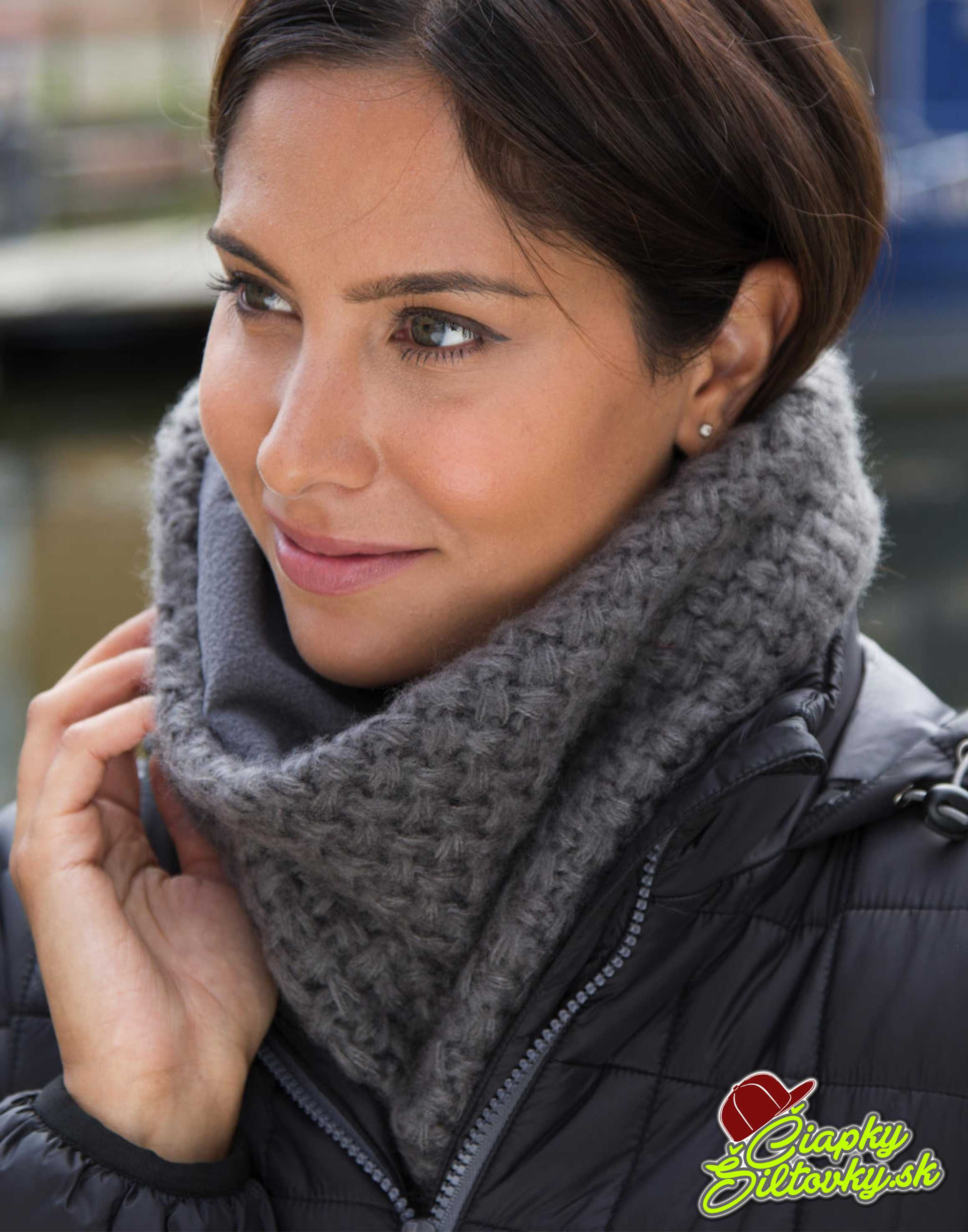 Šál Braided Snood