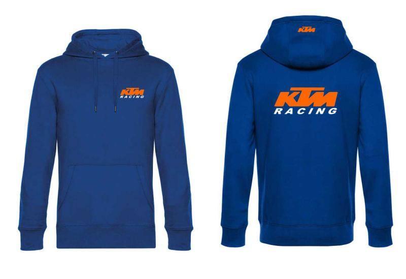 Mikina s motívom KTM racing 27daa4a1609