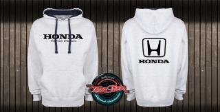 Mikina s kapucňou Honda car ab930fe091c