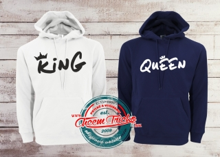 Mikiny King/Queen